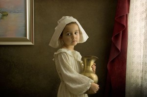 Bill_Gekas_Photographer_Depicts_His_Daughter_in_the_StyleS_of-the-Old-Masters