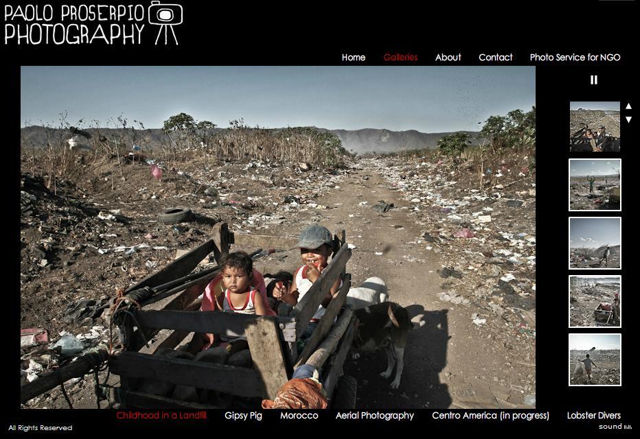 childhood in a landfill ciudad sandino nicaragua Child labour